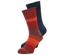 FASHION UNIQUE 2 PACK Socken blue