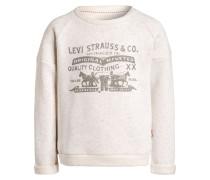 ODE Sweatshirt gris chine