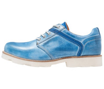 BEAM SHOE - Schnürer - light blue