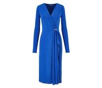 Jerseykleid blue royal