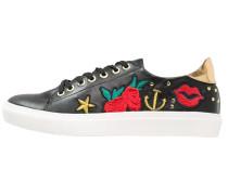 CLARISSA Sneaker low black
