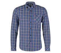 PHILIP SLIM FIT Hemd dress blue