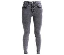 BEPE Jeans Skinny Fit mid grey
