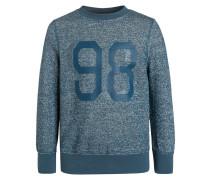 Sweatshirt moroccan blue melange