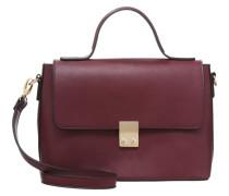 Handtasche burgundy