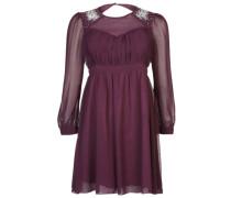 Cocktailkleid / festliches Kleid dark bordeaux