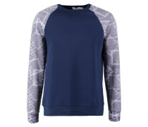 Sweatshirt mid blue