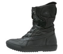 HUCKER Snowboot / Winterstiefel black