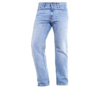 DAVIES OTERO - Jeans Straight Leg - blue true bleached