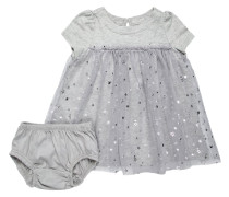 SET - Cocktailkleid / festliches Kleid - grey