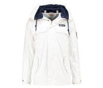 DOLOMITES Parka optic white