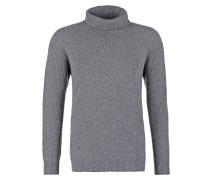 Strickpullover medium grey