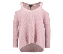 Strickpullover - light pink