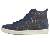 Sneaker high - denim antic
