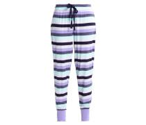 Nachtwäsche Hose pastel/purple