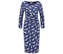 Jerseykleid ink blue