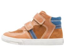Sneaker high wood/pacific