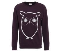 BIG OWL - Sweatshirt - plum perfect