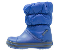 Stiefel cerulean blue/light grey