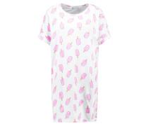Nachthemd - white/poppy pink