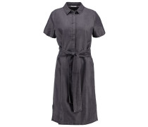 SANA Blusenkleid medium grey