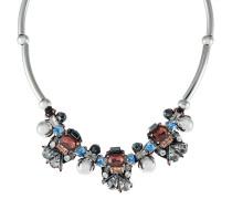 ACAPULCO Halskette silvercoloured