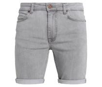 Jeans Shorts - grey denim