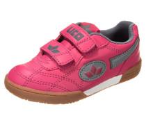 BERNIE Klettschuh pink/grau