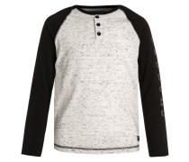BASEO Langarmshirt black