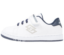 1973 III CL SL Tennisschuh Outdoor white/blue aviator