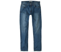BOB Jeans Straight Leg dark blue