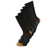 5 PACK Socken navy blue
