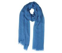 CALDWELL Schal blue