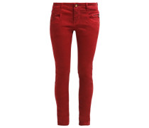 NELLY Jeans Slim Fit syrah red