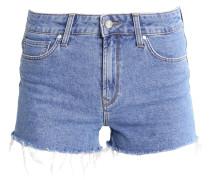 GRACE - Jeans Shorts - used fringe stretch