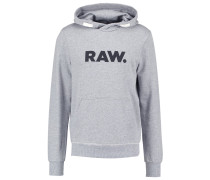 GStar MATTOW HOODED SW L/S Kapuzenpullover grey heather