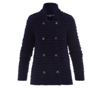 ALBATROS Strickjacke navy