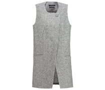 WOLENE Weste pale grey