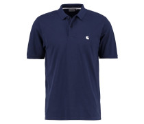 CHASE LOOSE FIT - Poloshirt - blue/white
