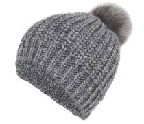 Mütze grey