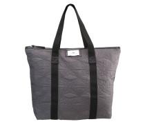 Shopping Bag side walk