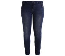 MOLLY Jeans Slim Fit dark blue
