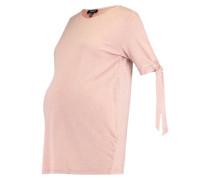 T-Shirt print - mid pink