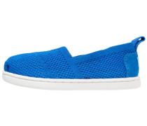 Sneaker low cobalt