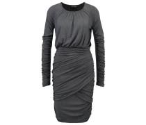 BALANCE - Jerseykleid - dark grey melange
