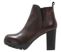 Ankle Boot bordeaux