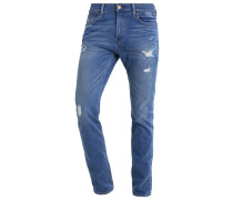 Jeans Slim Fit - destroyed denim