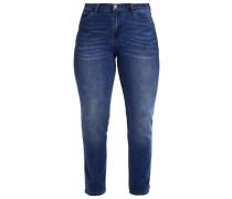 JRKIMBRA - Jeans Straight Leg - dark blue denim