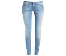 SERENA Jeans Slim Fit light blue denim