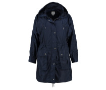 Parka navy uniform